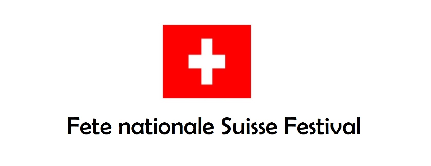 Fete nationale Suisse (Swiss National Day) Festival, Switzerland